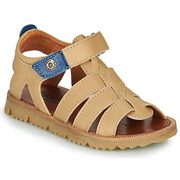 Schoenen Jongens Sandalen / Open schoenen GBB PATHE Beige
