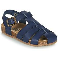 Schoenen Jongens Sandalen / Open schoenen GBB COQUI Blauw