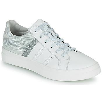 Schoenen Meisjes Lage sneakers GBB DANINA Wit