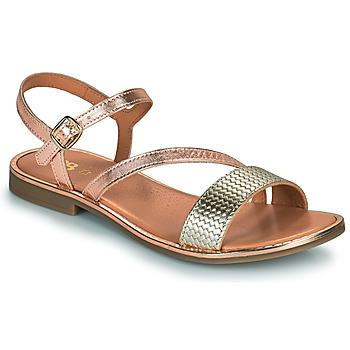 Schoenen Meisjes Sandalen / Open schoenen GBB FANA Roze