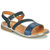 Schoenen Meisjes Sandalen / Open schoenen GBB FANA Blauw