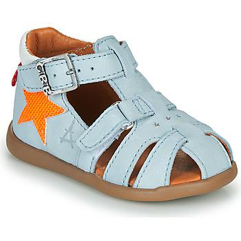 Schoenen Jongens Sandalen / Open schoenen GBB MARIUS Blauw