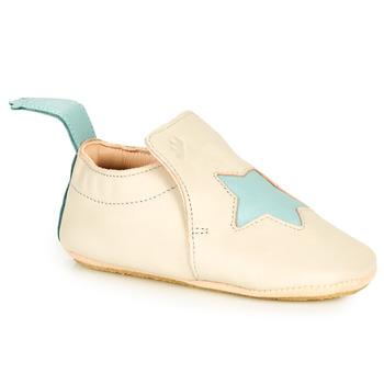 Schoenen Kinderen Sloffen Easy Peasy BLUBLU ETOILE MOU SANDSHELL-CIEL MOU/PATIN
