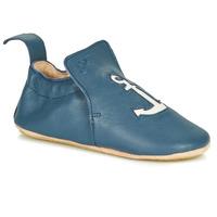 Schoenen Kinderen Sloffen Easy Peasy BLUBLU ANCRE Blauw