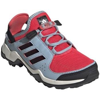 Schoenen Kinderen Wandelschoenen adidas Originals Terrex Hydroterra Rouge, Bleu