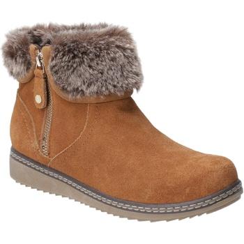 Schoenen Dames Snowboots Hush puppies  Tan