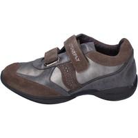 Schoenen Meisjes Lage sneakers Stonefly BK32 Gris