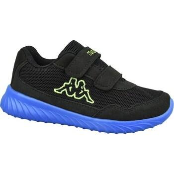 Schoenen Kinderen Lage sneakers Kappa Cracker II BC K Noir, Bleu