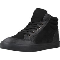 Schoenen Dames Hoge sneakers Sprox 275638 Zwart