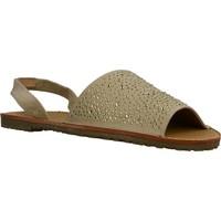 Schoenen Dames Sandalen / Open schoenen Sprox 282289 Beige