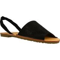 Schoenen Dames Sandalen / Open schoenen Sprox 282289 Zwart