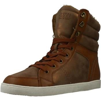 Schoenen Dames Hoge sneakers Sprox 285288 Bruin