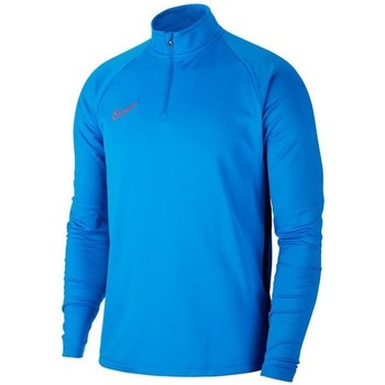 Textiel Heren Trainings jassen Nike Dry Academy Dril Top Bleu