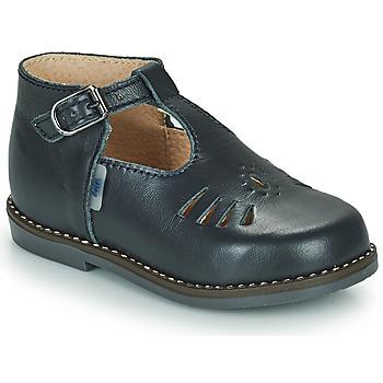 Schoenen Meisjes Hoge sneakers Little Mary SURPRISE Blauw