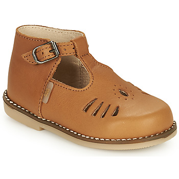 Schoenen Meisjes Hoge sneakers Little Mary SURPRISE Brown