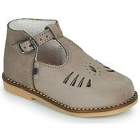 Schoenen Meisjes Hoge sneakers Little Mary SURPRISE Grijs