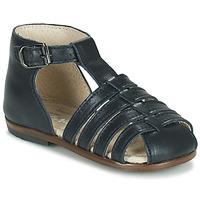 Schoenen Meisjes Sandalen / Open schoenen Little Mary JULES Blauw
