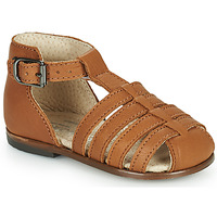 Schoenen Meisjes Sandalen / Open schoenen Little Mary JULES Brown