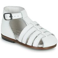 Schoenen Meisjes Sandalen / Open schoenen Little Mary JULES Wit
