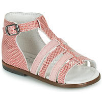 Schoenen Meisjes Sandalen / Open schoenen Little Mary HOSMOSE Roze