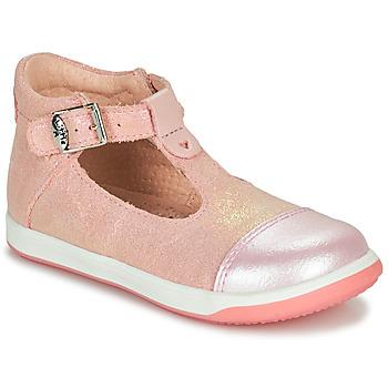 Schoenen Meisjes Ballerina's Little Mary VALSEUSE Roze