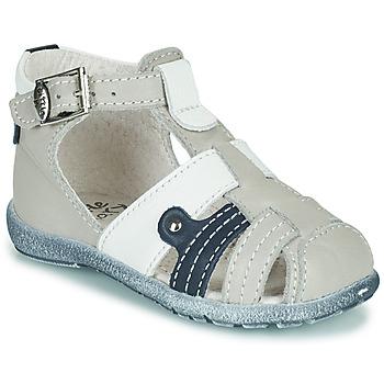 Schoenen Jongens Sandalen / Open schoenen Little Mary VERCORS Grijs