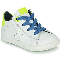 Schoenen Jongens Lage sneakers Little Mary DUSTIN Wit