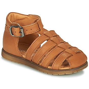 Schoenen Jongens Sandalen / Open schoenen Little Mary LIXY Brown