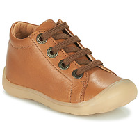 Schoenen Kinderen Hoge sneakers Little Mary GOOD Brown