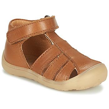 Schoenen Kinderen Sandalen / Open schoenen Little Mary LETTY Brown