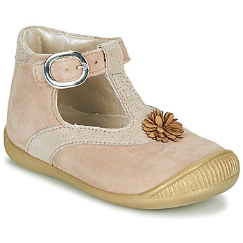 Schoenen Meisjes Sandalen / Open schoenen Little Mary GENTIANE Beige