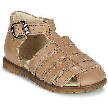 Schoenen Kinderen Sandalen / Open schoenen Little Mary LIXY Brown
