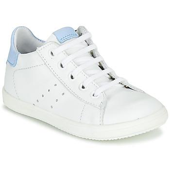 Schoenen Jongens Lage sneakers Little Mary DUSTIN Wit
