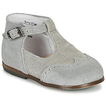 Schoenen Jongens Sandalen / Open schoenen Little Mary FRANCOIS Grijs