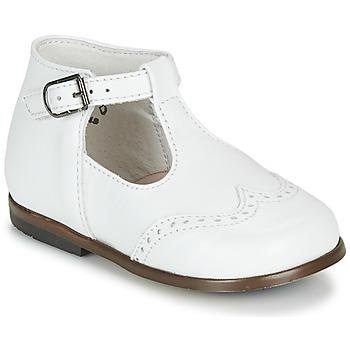 Schoenen Kinderen Sandalen / Open schoenen Little Mary FRANCOIS Wit