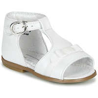 Schoenen Meisjes Sandalen / Open schoenen Little Mary GAELLE Wit