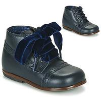 Schoenen Meisjes Laarzen Little Mary FAVORITE Marine