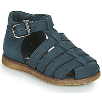 Schoenen Kinderen Sandalen / Open schoenen Little Mary LIXY Blauw