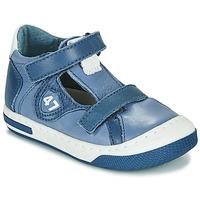 Schoenen Jongens Lage sneakers Little Mary LORENZO Blauw