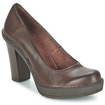 Schoenen Dames pumps Dream in Green PERETTA Brown