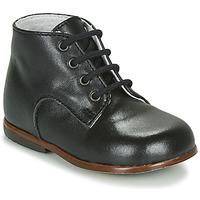 Schoenen Kinderen Laarzen Little Mary MILOTO Zwart