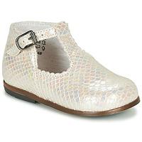 Schoenen Meisjes Sandalen / Open schoenen Little Mary BASTILLE Irisé