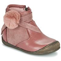 Schoenen Meisjes Laarzen Little Mary FRANCOISE Roze