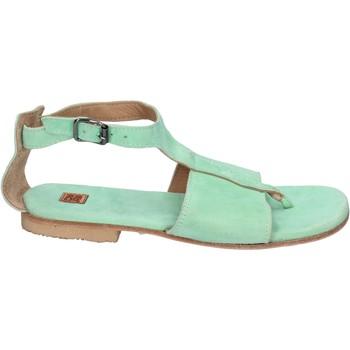 Schoenen Dames Sandalen / Open schoenen Moma BK89 Vert