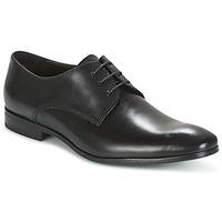 Schoenen Heren Derby Carlington MOMENTA Zwart