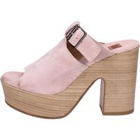 Schoenen Dames Sandalen / Open schoenen Moma BK100 Rose