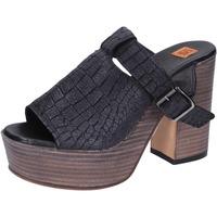 Schoenen Dames Sandalen / Open schoenen Moma Sandales BK101 Noir