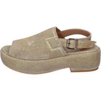 Schoenen Dames Sandalen / Open schoenen Moma BK120 Doré