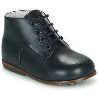 Schoenen Kinderen Hoge sneakers Little Mary MILOTO Blauw