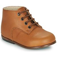 Schoenen Kinderen Hoge sneakers Little Mary MILOTO Brown